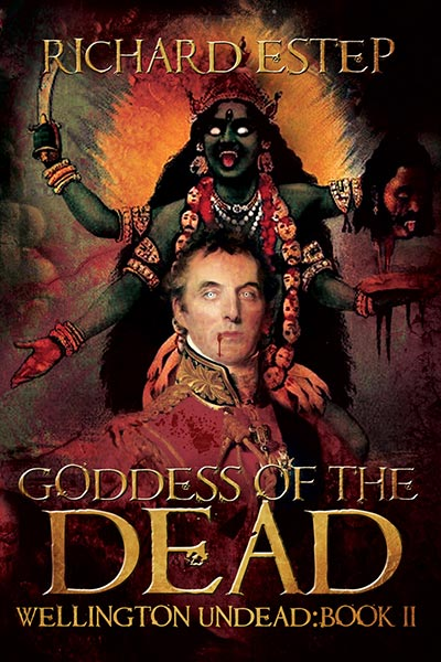 Goddess of the Dead: Supernatural Fiction by Richard Estep